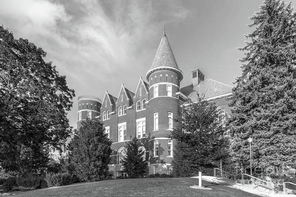 Photograph - Washington State University Thompson Hall by University Icons