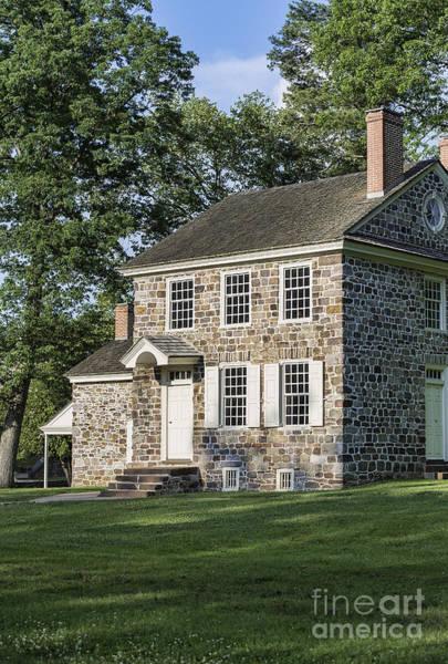 Wall Art - Photograph - Washington's Headquarters by John Greim