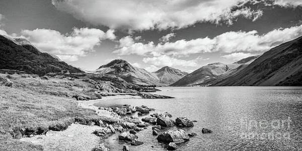 Wast Wall Art - Photograph - Wastwater And Wasdale by Colin and Linda McKie