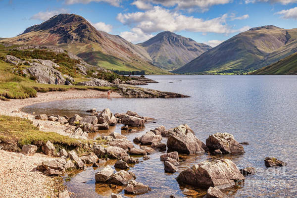 Wall Art - Photograph - Wastwater  by Colin and Linda McKie
