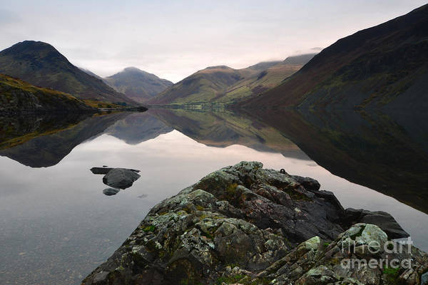 Wall Art - Photograph - Wastwater, Lake District by Smart Aviation