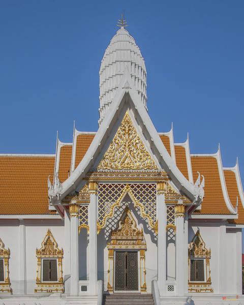 Photograph - Wat Chaimongkron Shrine Dthcb0096 by Gerry Gantt