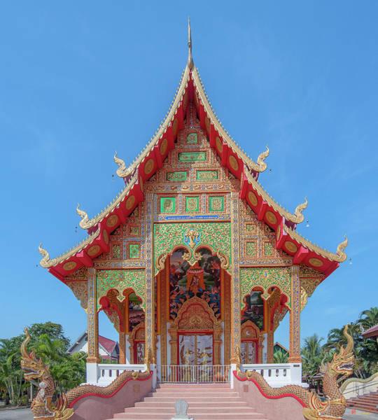 Photograph - Wat Si Chum Phra Ubosot Dthlu0117 by Gerry Gantt