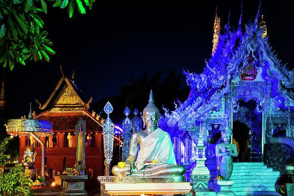 Photograph - Wat Srisuphan by Fabrizio Troiani