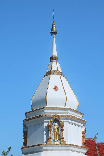 Photograph - Wat Wichit Wari Phra Chedi Pinnacle Dthcm1761 by Gerry Gantt