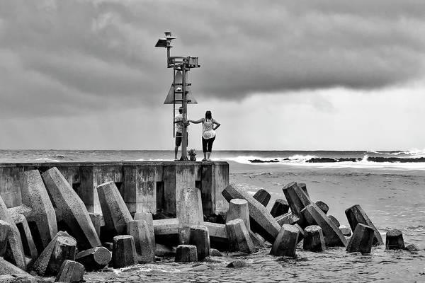 Photograph - Watchers by Jim Thompson