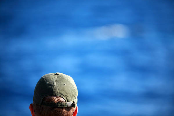 Wall Art - Photograph - Watching For Whales by Michael Ledray