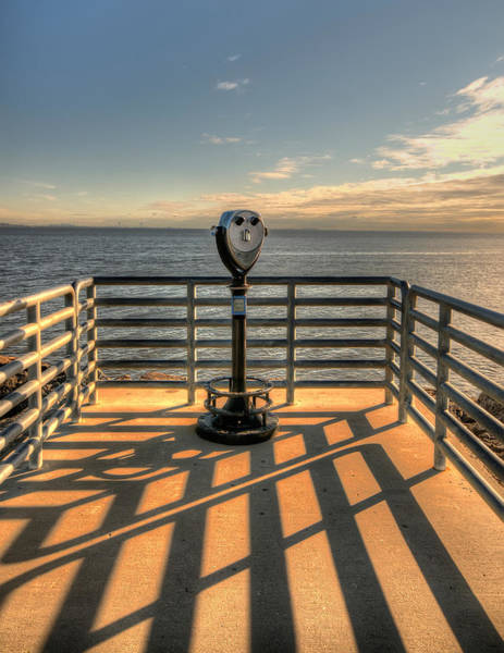 Photograph - Watching Over The Bay by Gary Slawsky