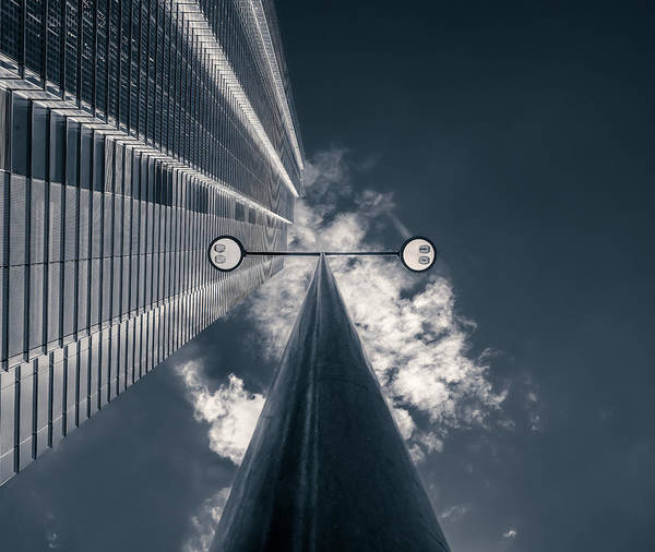 Wall Art - Photograph - Watching You by Nico T