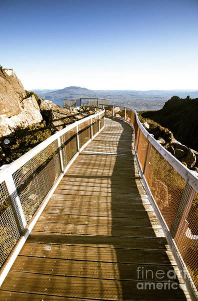 Wall Art - Photograph - Watchtower Lookout, Ben Lomond, Tasmania by Jorgo Photography - Wall Art Gallery