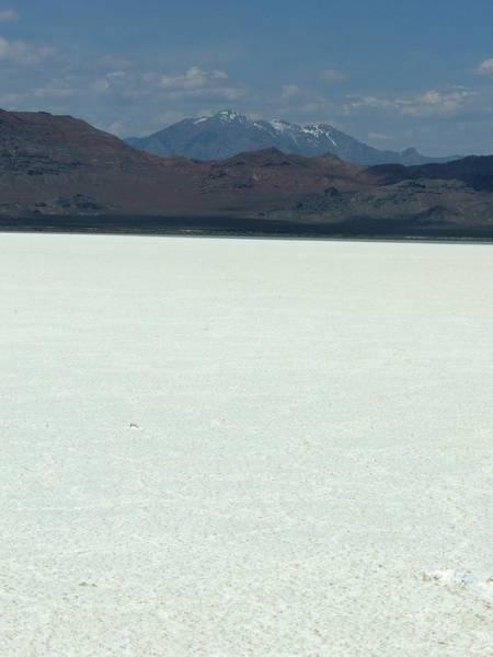 Photograph - Water Above Salt Below by Vincent Green