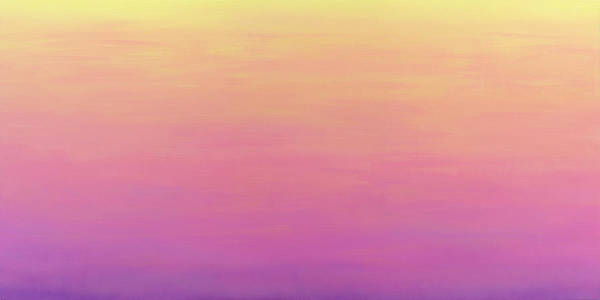 Wall Art - Painting - Water At Sunset by James W Johnson