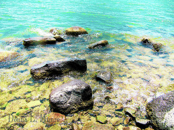 Photograph - Water by Donna L Munro