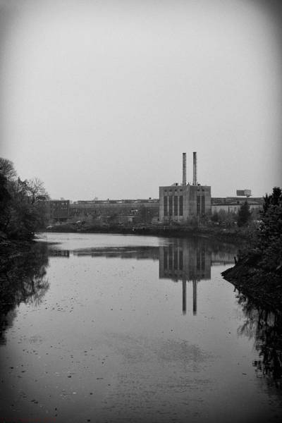 Water Factory Art Print