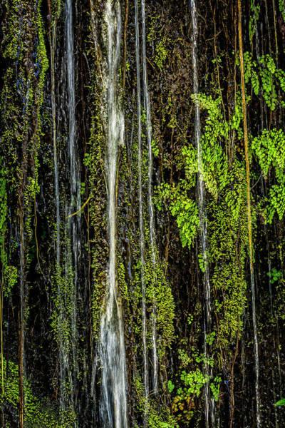 Wall Art - Photograph - Water Falling by Kelley King