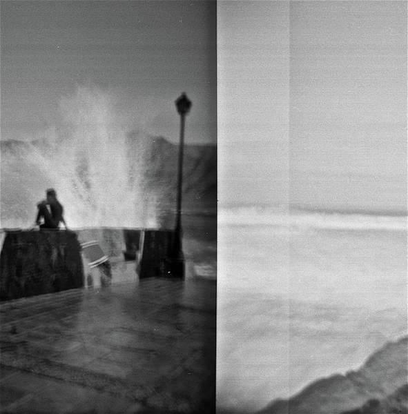 Wall Art - Photograph - Water, Famara, Lanzarote, Canary Islands  by Rika Maja Duevel