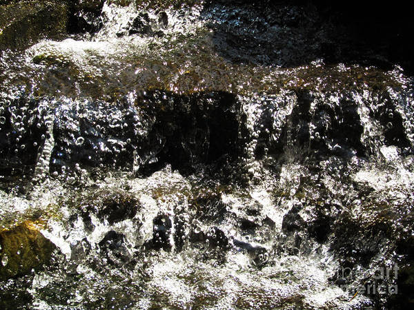 Photograph - Water Flow by Robert Knight