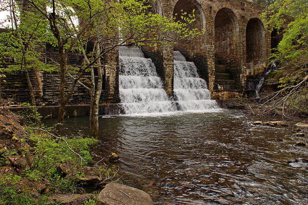 Photograph - Water Flowing by Sandy Keeton