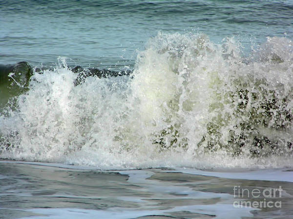 Photograph - Water In Motion by D Hackett
