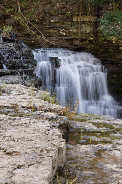 Photograph - Water In Motion by John Benedict