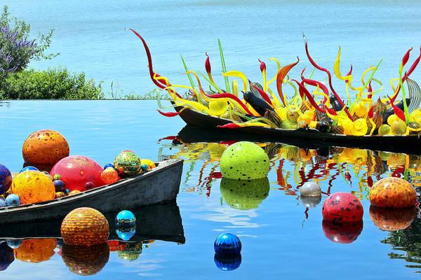 Water Joy Art Print