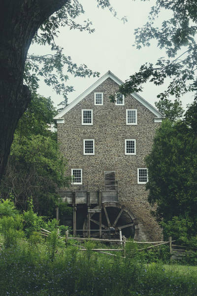 Wall Art - Photograph - Water Mill by Joana Kruse