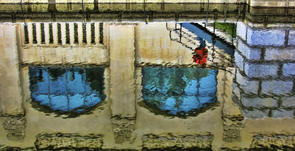 Water Reflections Art Print