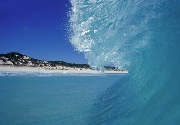 Wall Art - Photograph - Blue Cool by Sean Davey