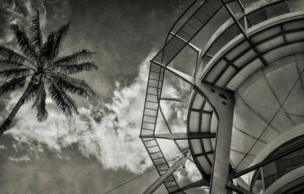 Manizales Photograph - Water Tower by Michael Evans