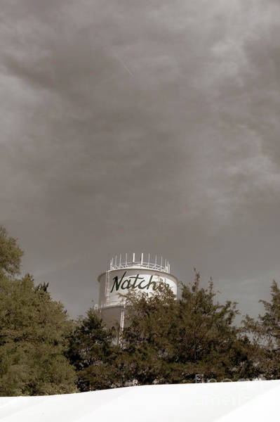 Wall Art - Photograph - Water Tower Natchez by Patricia Hofmeester