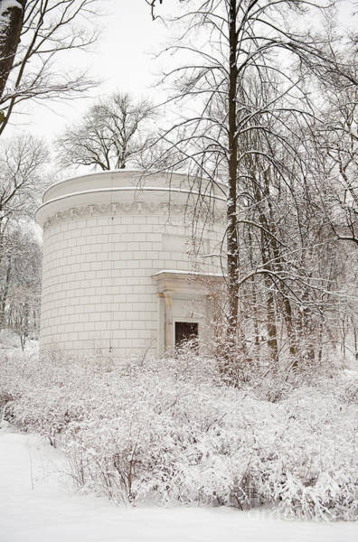 Wall Art - Photograph - Water Tower Tourist Attraction by Arletta Cwalina