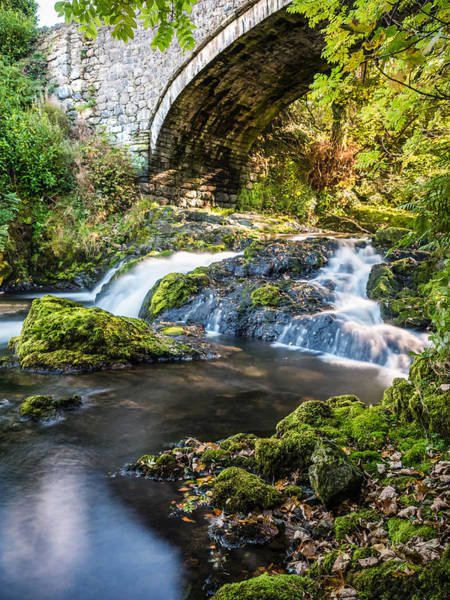 Photograph - Water Under The Bridge by Nick Bywater