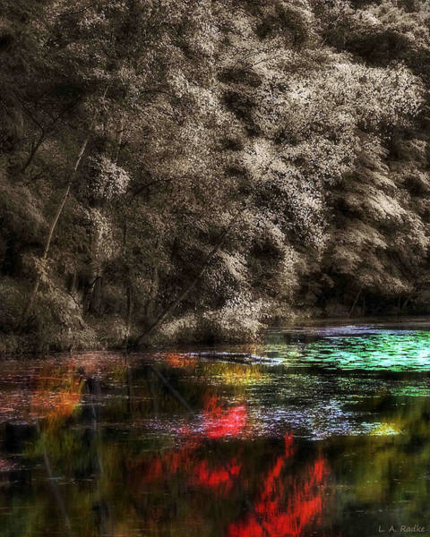 Photograph - Watercolors by Lauren Radke
