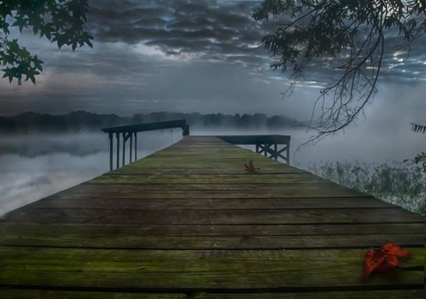 Wall Art - Photograph - Wateree Dock by Greg Waters