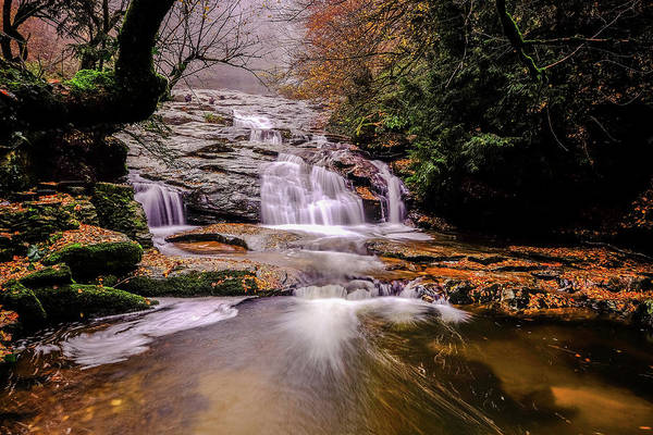 Photograph - Waterfall-10 by Okan YILMAZ