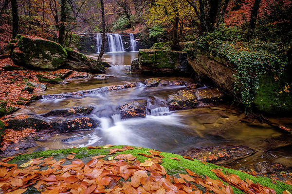 Photograph - Waterfall-2 by Okan YILMAZ