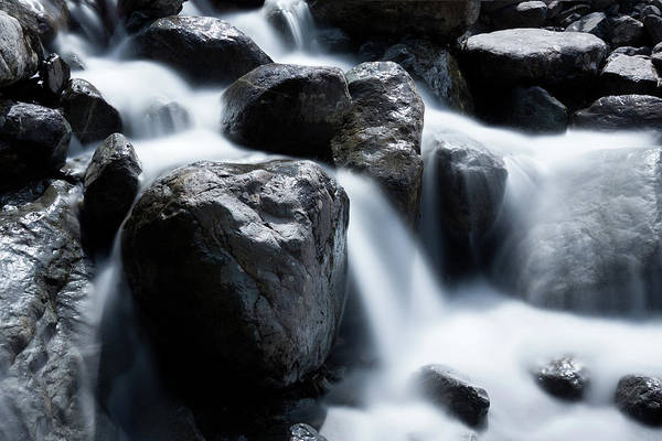 Photograph - Waterfall 301 by Movie Poster Prints