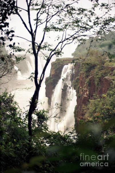 Photograph - Waterfall 7 by Balanced Art