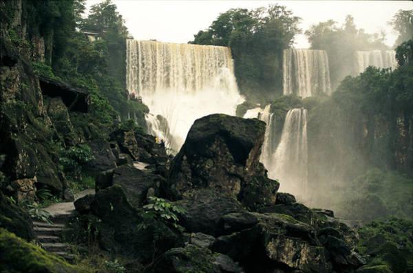 Photograph - Waterfall 9 by Balanced Art