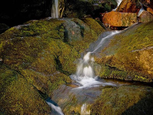 Photograph - Waterfall At Dawn by Jim DeLillo