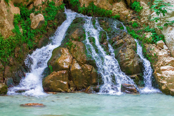 Photograph - Waterfall In Saklikent by Sun Travels