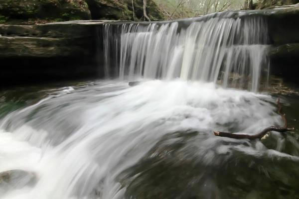 Photograph - Waterfall Motion by Sven Brogren