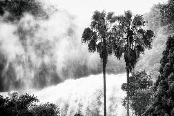 Photograph - Waterfall Sounds by Hayato Matsumoto
