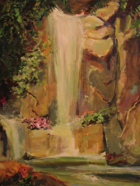 Painting - Waterfall by Tigran Ghulyan