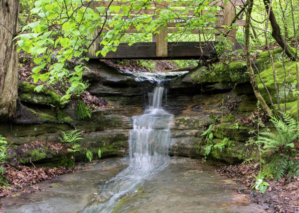 Wall Art - Photograph - Waterfalls 01 by KG Photography