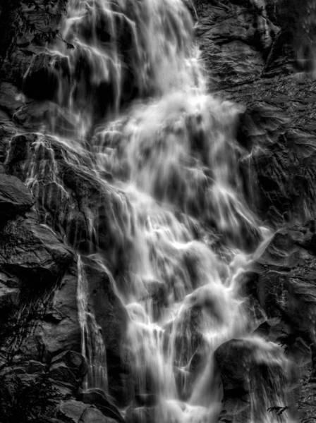 Shannon Falls Wall Art - Photograph - Waterfalls by Naman Imagery