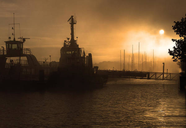 Photograph - Waterford Harbour by Aidan Moran