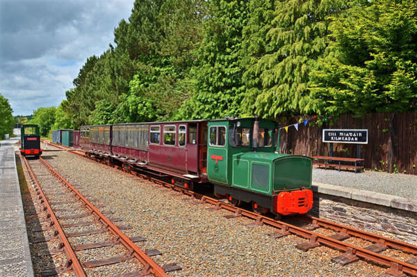 Suir Photograph - Waterford Suir Valley Railway by Martina Fagan