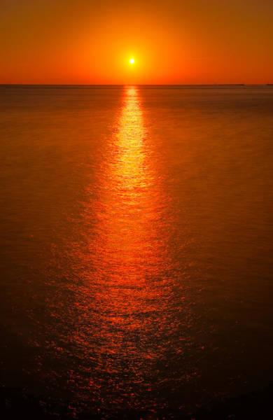 Wall Art - Photograph - Waterfront Sunrise by Steve Gadomski