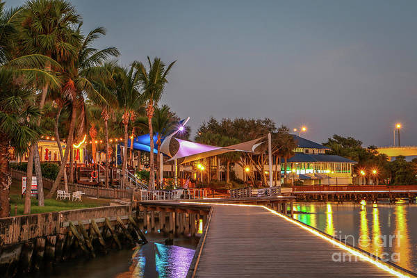 Photograph - Waterfront View by Tom Claud